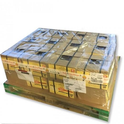 bois2chauffage.fr, 12 Cartons de Bûches Compressées Nuit